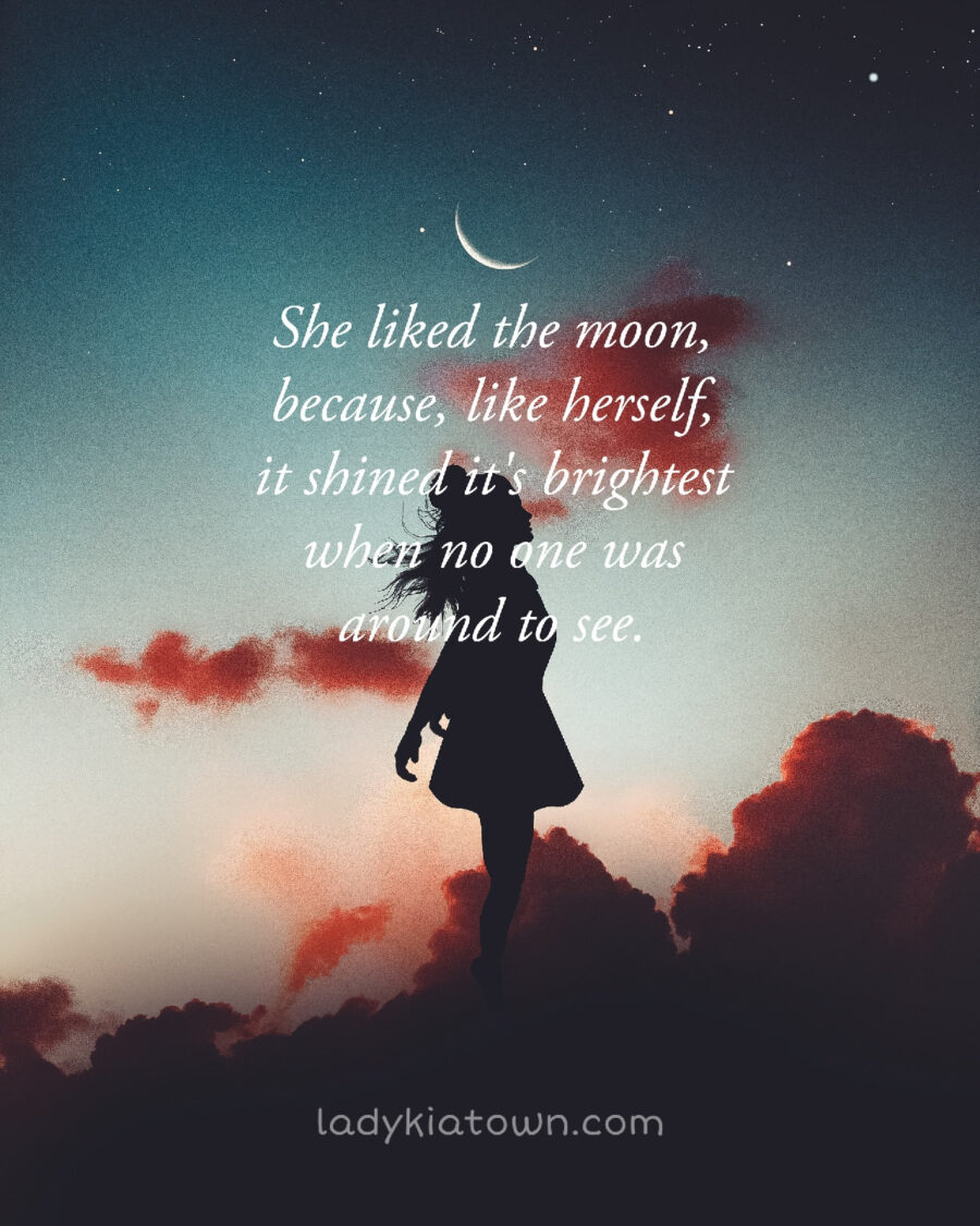 22 Beautiful Moon Quotes For Everyone Who Fell In Love With The Moon / Selenophile Quotes / Wallpaper