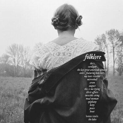 Taylor Swift Folklore's Song Lyrics Quote / 25+ Lyrics Quote Wallpaper