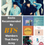book recommended by BTS