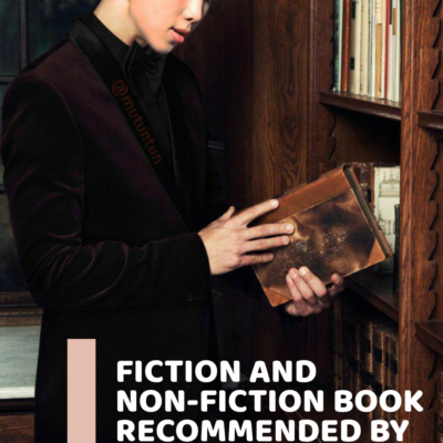 Fiction And Non-fiction Book Recommended By BTS Leader RM 2021