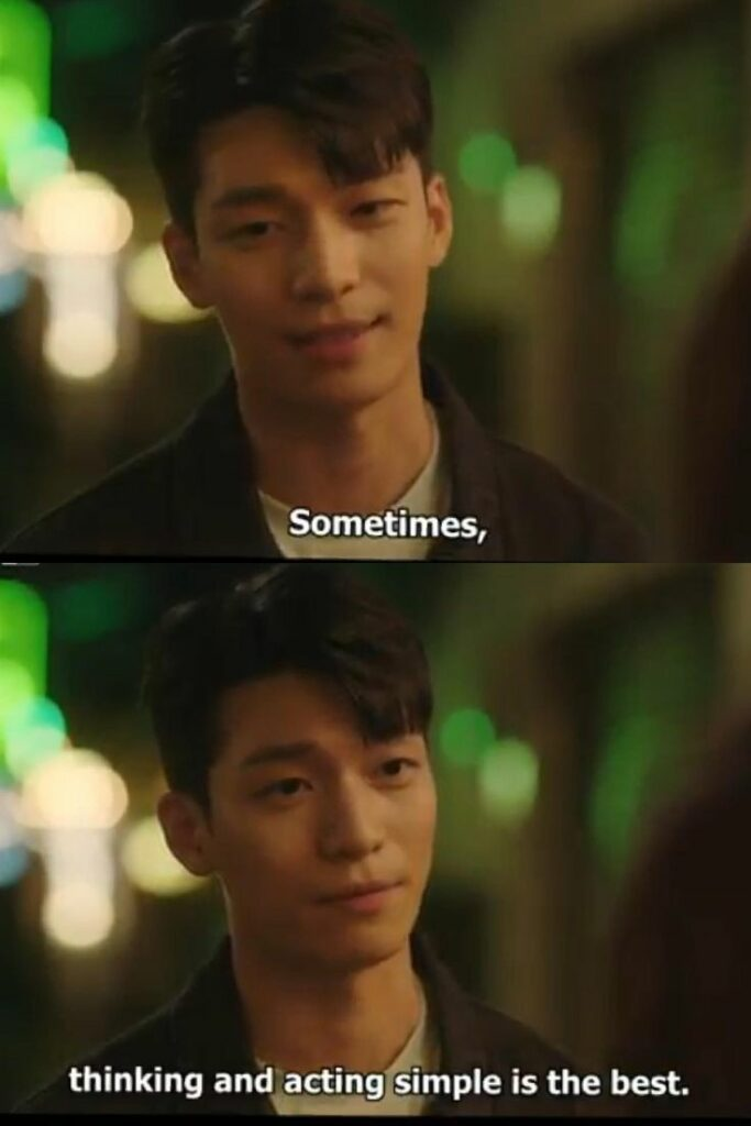 Korean Drama : 18 Again - Memorable Quotes About Love And Life.