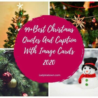 99+Best Christmas Quotes And Caption With Image Cards 2020