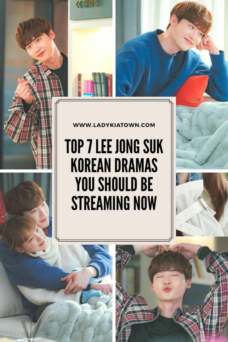 Top 7 lee jong suk korean dramas you should be streaming now