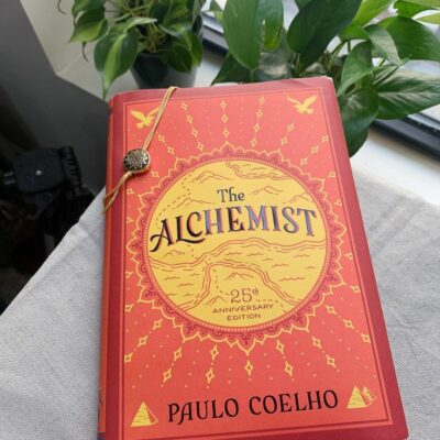 The Alchemist : Favorite Quotes From This Amazing Book