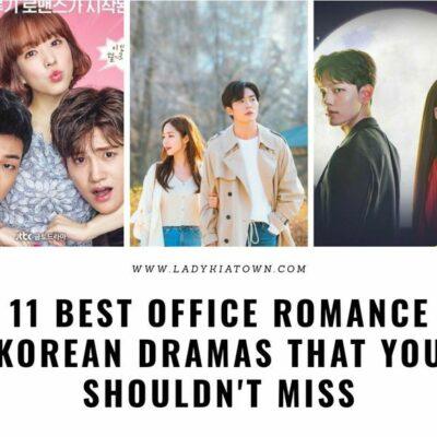 11 Best Office Romance Korean Dramas That You Shouldn't Miss